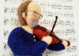 Pablo Maestro del Violín